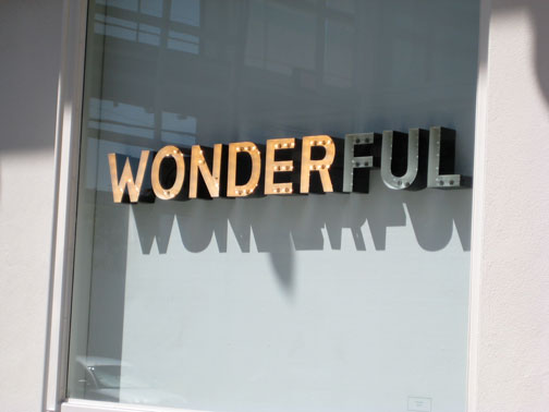 Carsten Holler installation at the Wattis Institute's The Wizard of Oz exhibition