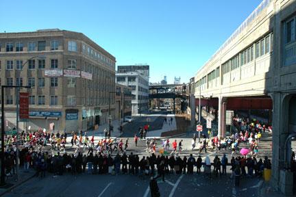 NYC Marathon, November 7, 2010