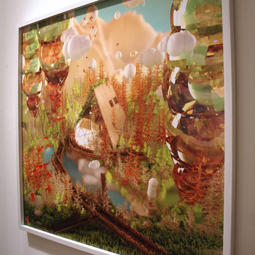 Alex McLeod, Angell Gallery, Toronto, Armory