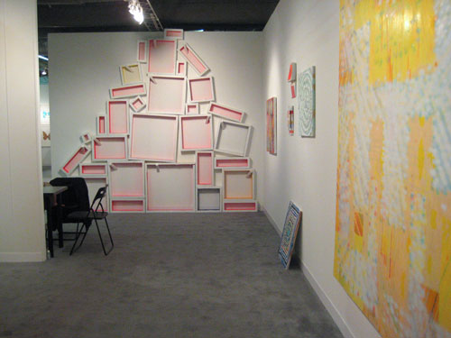 Kelty Ferris, DCKT Contemporary, NYC, Armory