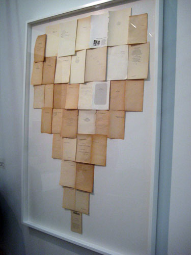 Valeska Soares, Eleven Rivington, NYC, Armory
