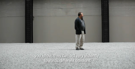 Still, Ai Weiwei: A conversation, Tate Channel