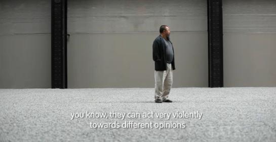 Still, Ai Weiwei: A conversation, Tate Channel