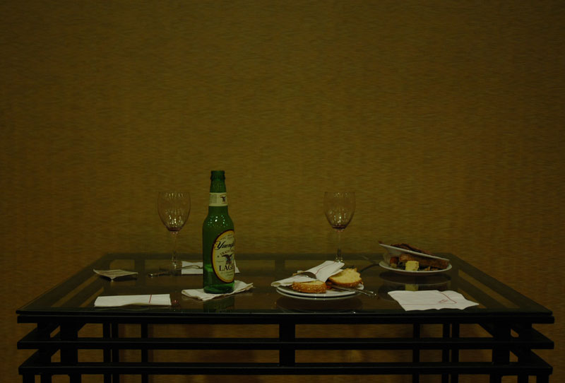 Post Reception Still Life