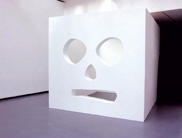 Mathieu Mercier. Des spectres et des automates, 2008. Source: le-dojo.org.