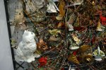 Nick Cave is making wall art that's not sewn! And it uses knickknacks! Lots of knickknacks!!!! Jack Shainman Gallery, New York.