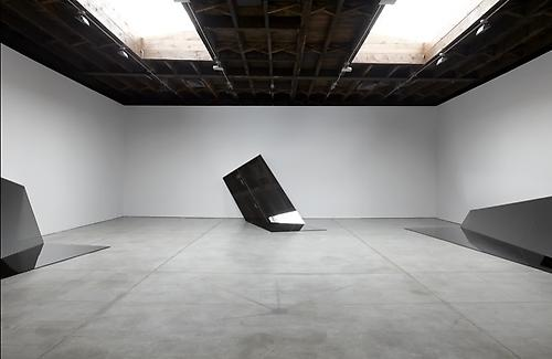 IRAN do ESPÍRITO SANTO, Installation view of SWITCH at Sean Kelly Gallery, New York March 21 - April 28, 2012 Photo: Jason Wyche, New York. Source: skny.com.