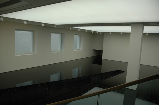 Richard Wilson, 2050, 1987/2012. Saatchi Gallery, London.