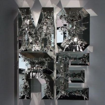 Doug Aitken, still from 100 Years gallery walk-through, 303 Gallery, NYC.