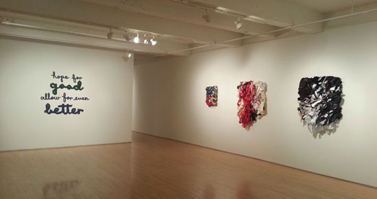 Exhibition view, Summertime... at Jenkins Johnson Gallery,