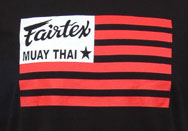 Designer unknown, Fairtex Muay Thai t-shirt design, circa 2001 (the Clementina Street days).