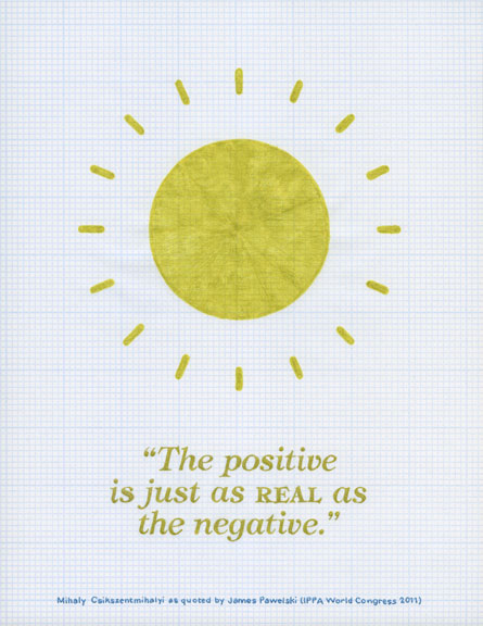"Christine Wong Yap, Positive Sign #40, 2011, glitter gel pen on gridded vellum, 11x8.5""."