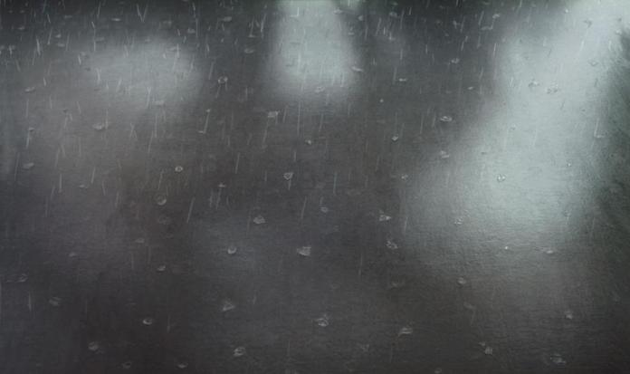 Thomas Demand, Rain/Regen, (still), 2008. // Source: dhc-art.org.