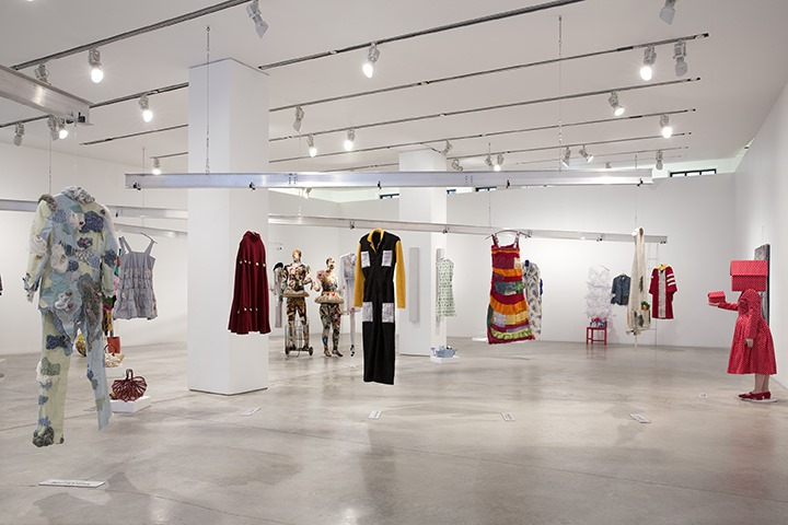 """Workwear/Abiti da Lavoro,"" at the Sheila C. Johnson Design Center,  Anna-Maria and Stephen Kellen Gallery. // Source: http://www.newschool.edu/"