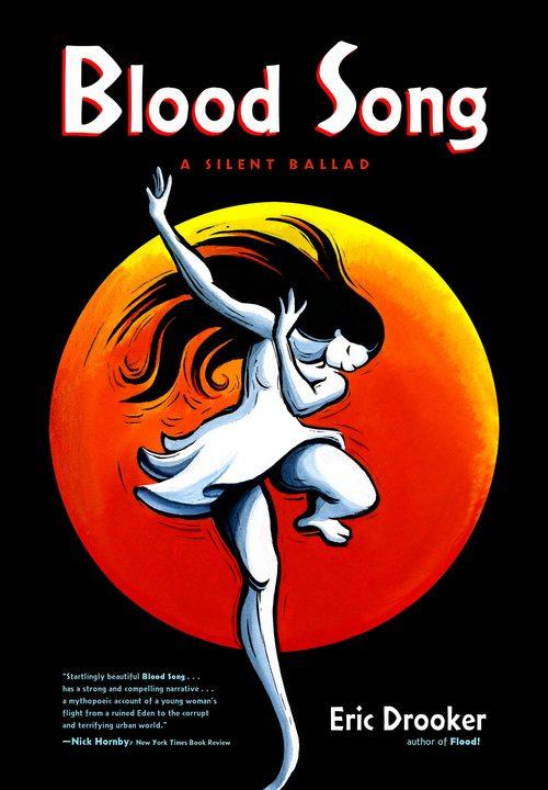 Eric Drooker, Blood Song, Dark Horse Books, 2002
