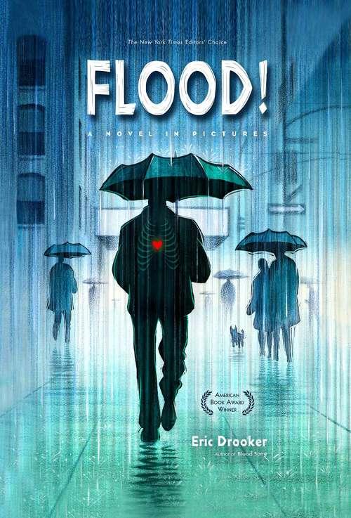 Erik Drooker, Flood, Dark Horse Books, 1992
