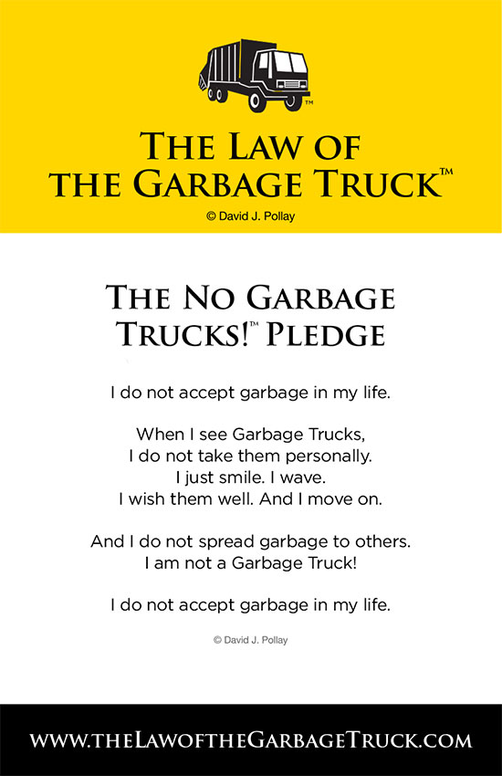 David J. Pollay, The Law of the Garbage Truck.