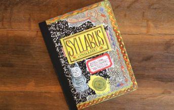 Syllabus, by Lynda Barry. Image source: Drawn & Quarterly
